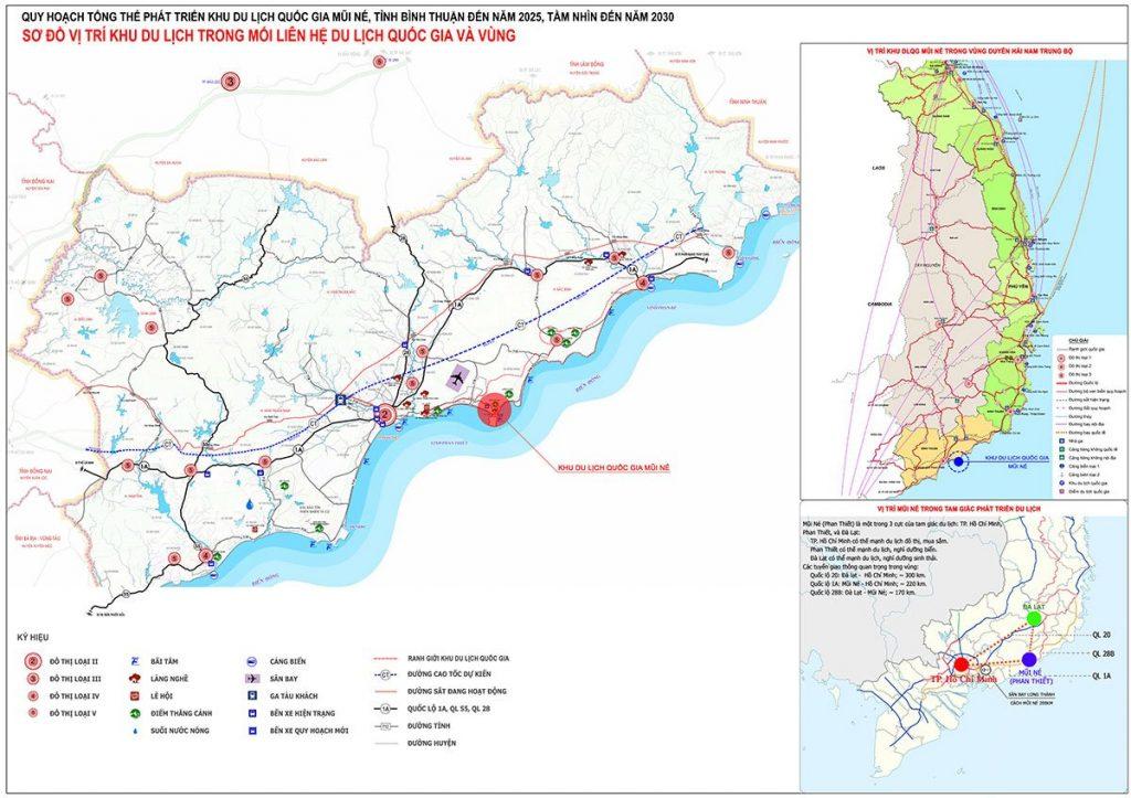 Dự án Thanh Long Bay Bình Thuận | Nam Group Mũi kê gà