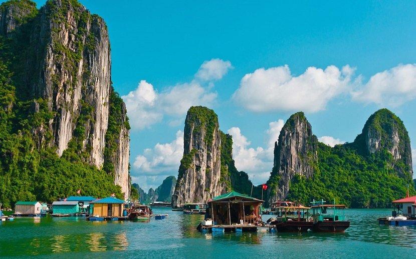 Vịnh biển tại Việt Nam Vịnh Hạ Long