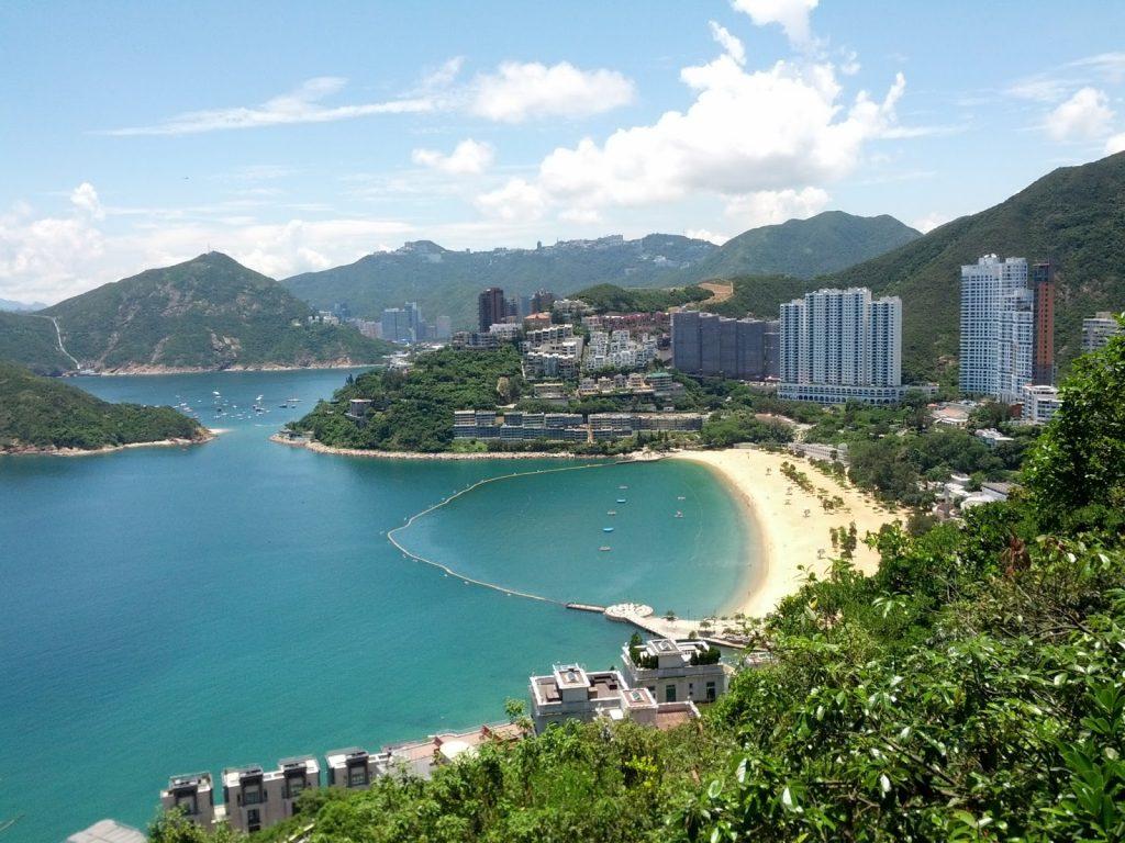 Vịnh nước cạn HongKong