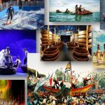 Trung tâm văn hoá bản địa và huấn luyện thể thao biển