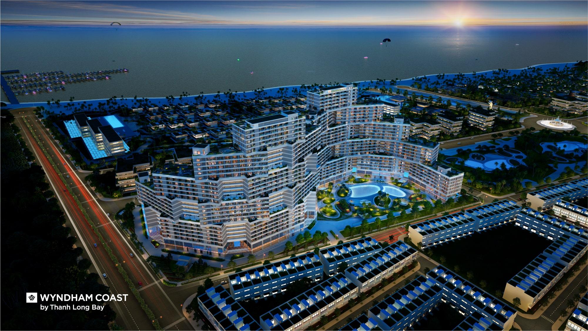 Tổng Quan dự án Thanh Long Bay
