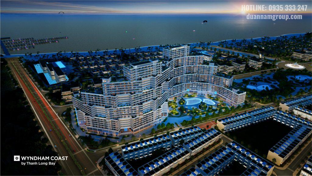 Chính sách bán hàng dự án Thanh Long Bay phân khu căn hộ Wyndham Coast