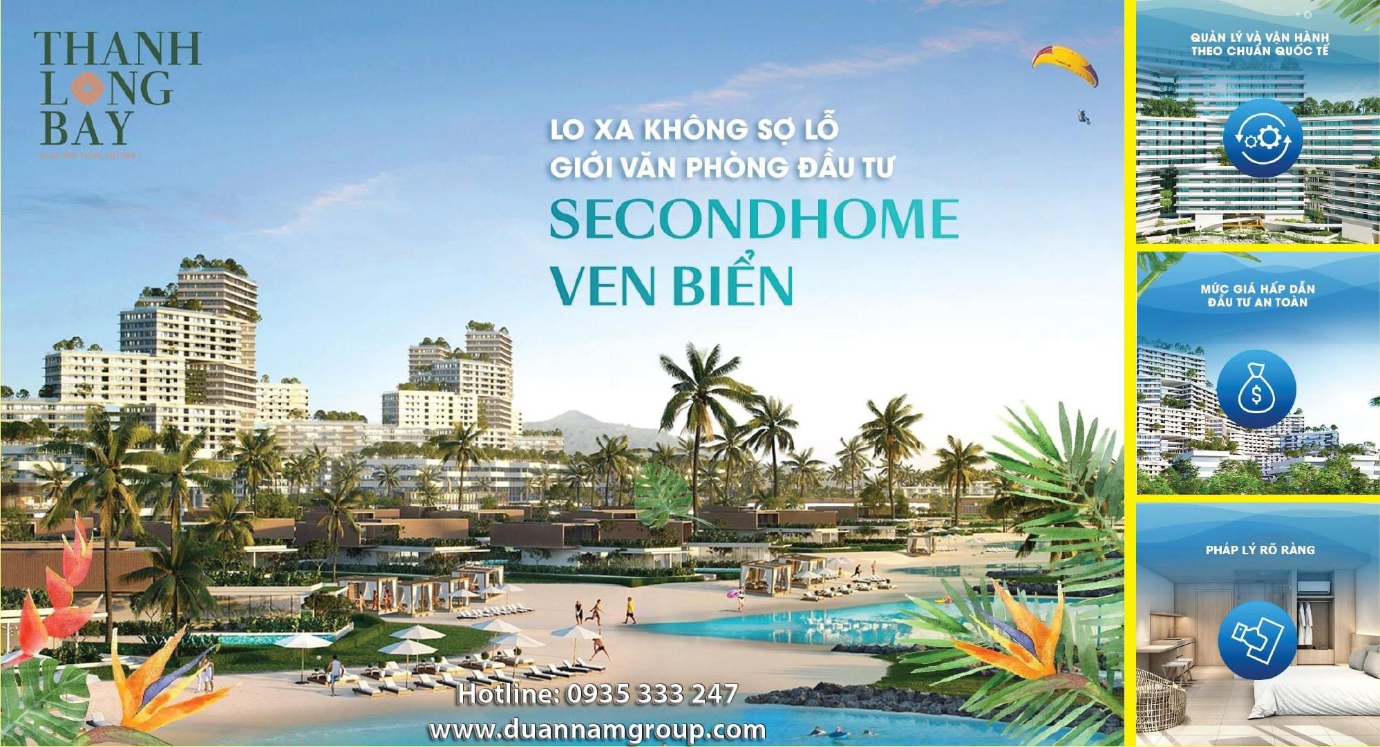 Bài Toán đầu tư Thanh Long Bay