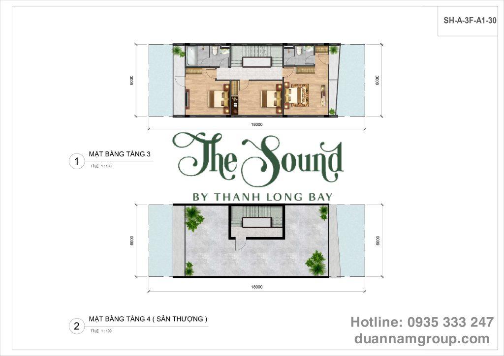 The Sound - Căn Tiêu Chuẩn - Tầng 3 tầng 4