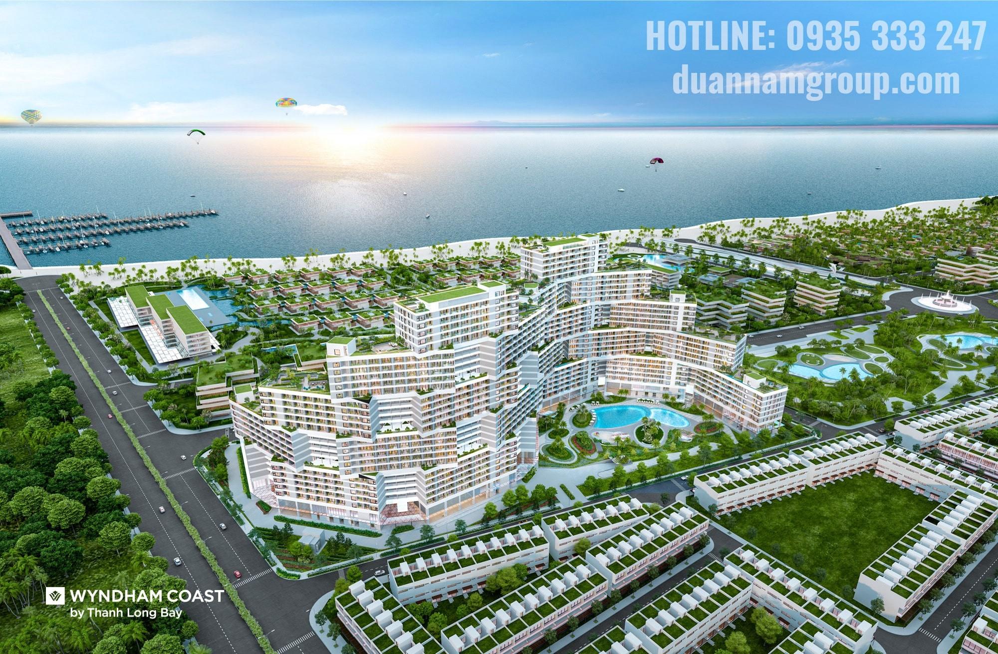 Wyndham Coast Thanh Long Bay