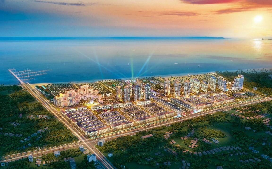 Các dự án của Nam Group - Dự án Thanh Long Bay