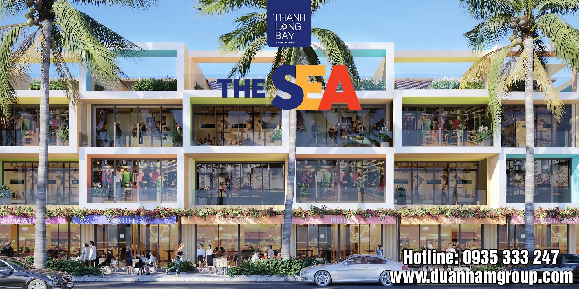 The Sea Thanh Long Bay căn tiêu chuẩn 6x18