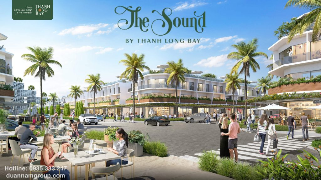 The Sound Thanh Long bay